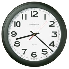 "<strong>Howard Miller®</strong> Home or Office Norcross Quartz 12.25"" Wall Clock"