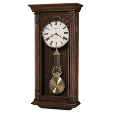 Greer Chiming Quartz Wall Clock