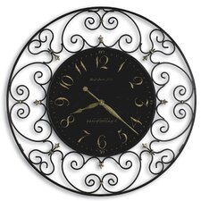 "<strong>Howard Miller®</strong> Oversized 36"" Joline Quartz Wall Clock"