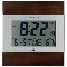 <strong>Howard Miller®</strong> Techtime III Alarm Clock