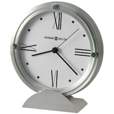 "Simon II 5.5"" Table Clock"