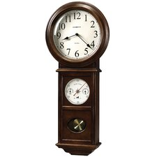 <strong>Howard Miller®</strong> Crowley Wall Clock