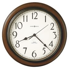 "15.25"" Talon Wall Clock"