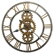"Crosby Oversized 30"" Wall Clock"