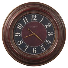 "<strong>Howard Miller®</strong> McClure Oversized 35.5"" Wall Clock"