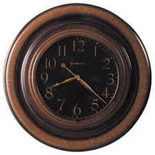 "<strong>Howard Miller®</strong> Rockwell Oversized 29.5"" Wall Clock"