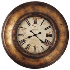 "Bay Oversized 29.5"" Wall Clock"