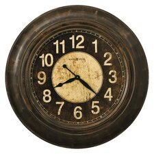 "Bozeman Oversized  34"" Wall Clock"
