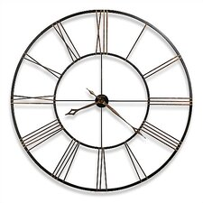 "Postema Oversized 49"" Wall Clock"