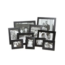 10 Piece Boxed Picture Frames Set