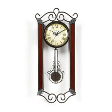 <strong>Howard Miller®</strong> Decorative Quartz Carmen Wall Clock