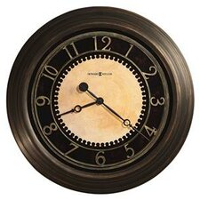 "<strong>Howard Miller®</strong> Chadwick Oversized 25.5"" Wall Clock"