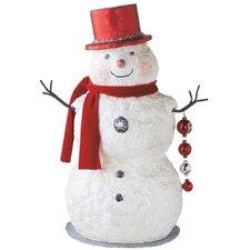 Display Paperpulp Snowman