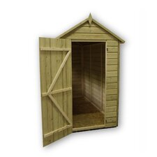 Premier Apex Shed with 3 Windows