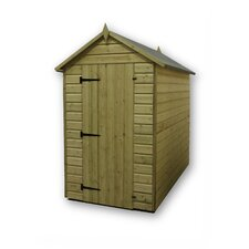 Premier Apex Shed with Single Door