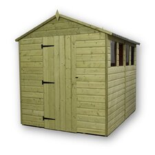 Premier Apex Shed with 4 Windows
