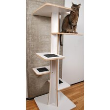 "<strong>Square Cat Habitat</strong> 60"" Baobab Cat Tree"