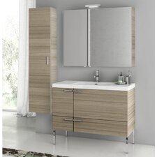 """New Space 39"""" Bathroom Vanity Set"""