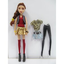 <strong>Fairy Tale High</strong> Belle Fashion Dolls with Extra Outfits