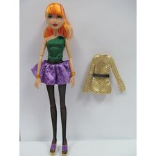 Little Mermaid Fashion Dolls with Extra Outfits