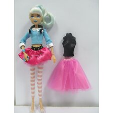 <strong>Fairy Tale High</strong> Cinderella Fashion Dolls with Extra Outfits