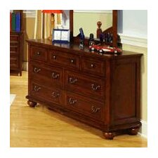 <strong>LC Kids</strong> American Spirit 7 Drawer Dresser