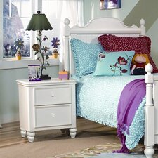 <strong>LC Kids</strong> Summer Breeze 2 Drawer Nightstand