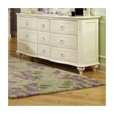 <strong>LC Kids</strong> Enchantment Nine Drawer Dresser