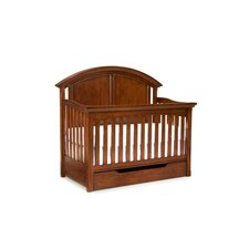 <strong>LC Kids</strong> American Spirit 4-in-1 Convertible Crib