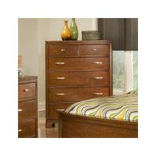 <strong>LC Kids</strong> Newport Beach 6 Drawer Chest