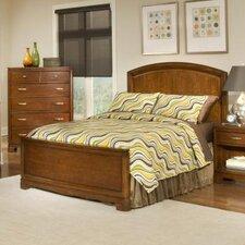 Newport Beach Panel Bed