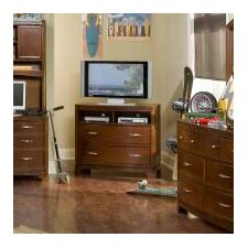 <strong>LC Kids</strong> Newport Beach 2 Drawer Media Chest