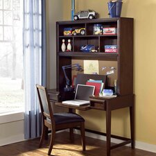 "Benchmark 50"" W Desk with Optional Hutch"