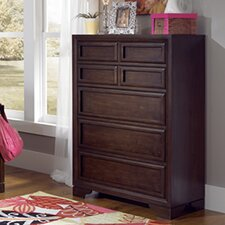<strong>LC Kids</strong> Benchmark 5 Drawer Chest