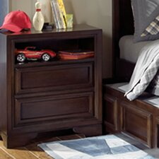 Benchmark 2 Drawer Nightstand