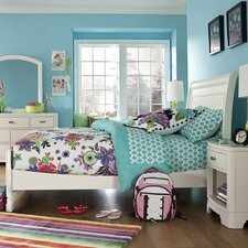 <strong>LC Kids</strong> Park City Sleigh Bed