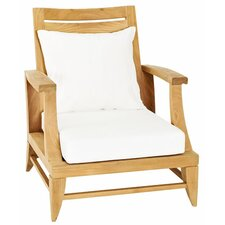 Limited Lounge Chair with Cushion