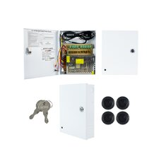 9 Way 10 Amp Power Distribution Box