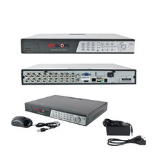 1TB 16 Channel Security Digital Video Recorder