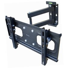 "Adjustable Extended Arm/Tilt/Swivel Wall Mount for 23"" - 42"" LCD/Plasma/LED"