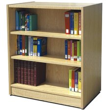 Benchmark Double Face Mobile Picture Book Shelving