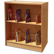 Benchmark Single Face Picture Book Shelving Adder