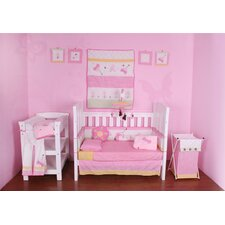 Butterfly Bliss 6 Piece Manchester Set