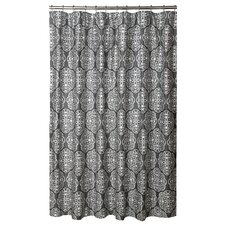 Cotton Harmony Storm Shower Curtain