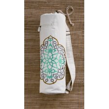 <strong>Blissliving Home</strong> Kalapa Yoga Bag in Ivory