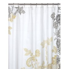 Evita Cotton Shower Curtain