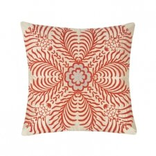 Abu Dhabi Saba Silk / Cotton Pillow