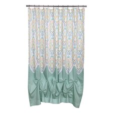 <strong>Blissliving Home</strong> Abu Dhabi Jasmin Cotton Shower Curtain