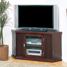 "Riley Holliday 46"" Corner TV Stand"