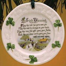 Irish Blessing Ornament